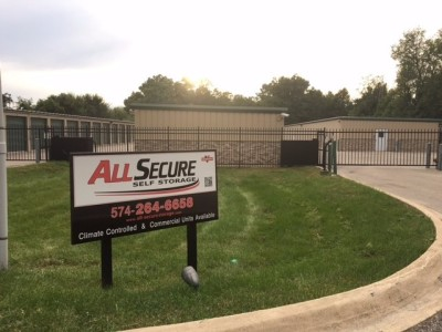 All Secure Self Storage - Elkhart